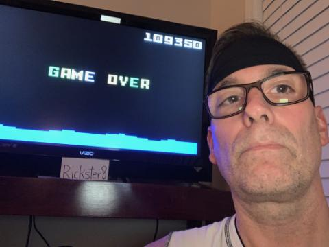 Rickster8: Laser Sharks (Intellivision Emulated) 109,350 points on 2020-08-30 21:51:36