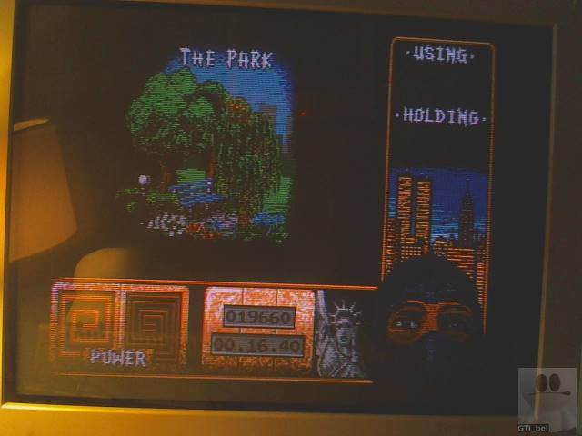 GTibel: Last Ninja 2: Back With A Vengeance (Atari ST) 19,660 points on 2019-12-05 01:33:38