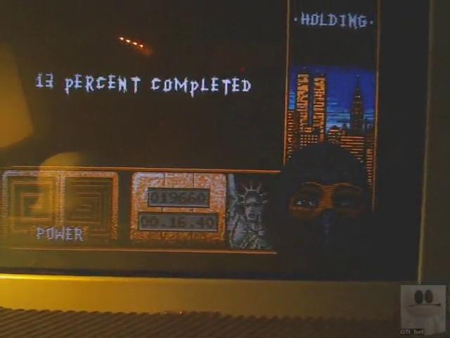 GTibel: Last Ninja 2: Back With A Vengeance [Percentage Completed] (Atari ST Emulated) 13 points on 2019-12-05 01:34:04