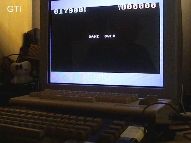GTibel: Lazer 900 (Commodore 16/Plus4) 17,900 points on 2018-02-03 02:56:43