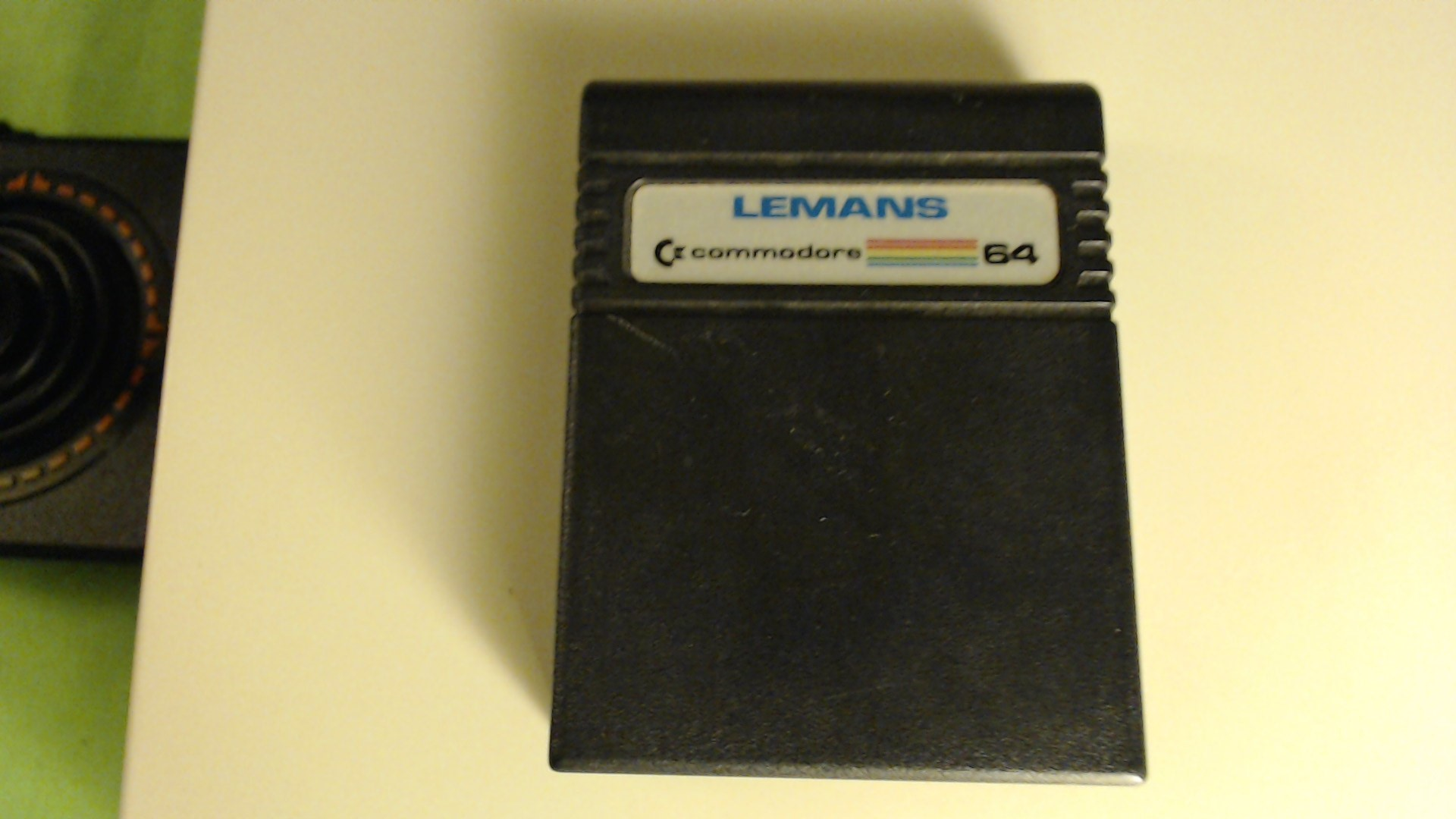 AwesomeOgre: Le Mans (Commodore 64) 258,380 points on 2019-07-26 08:38:16
