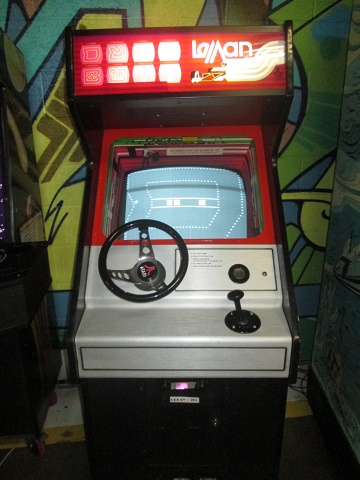 ed1475: LeMans [1976 Atari] (Arcade) 66 points on 2018-09-10 20:38:42