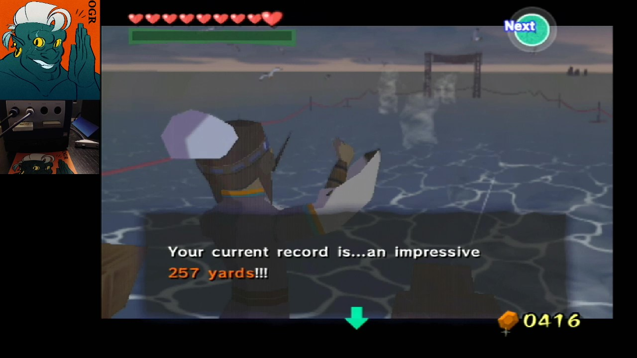 AwesomeOgre: Legend of Zelda: Wind Waker [Flight Platform] (GameCube) 257 points on 2020-04-14 10:06:47