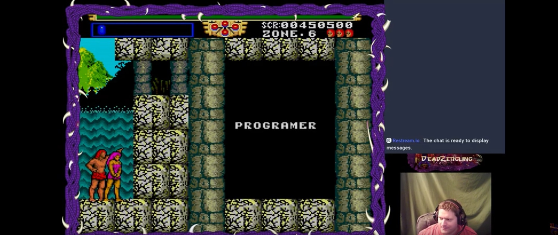 DeadZergling: Legendary Axe (TurboGrafx-16/PC Engine Emulated) 450,500 points on 2020-02-18 02:55:41