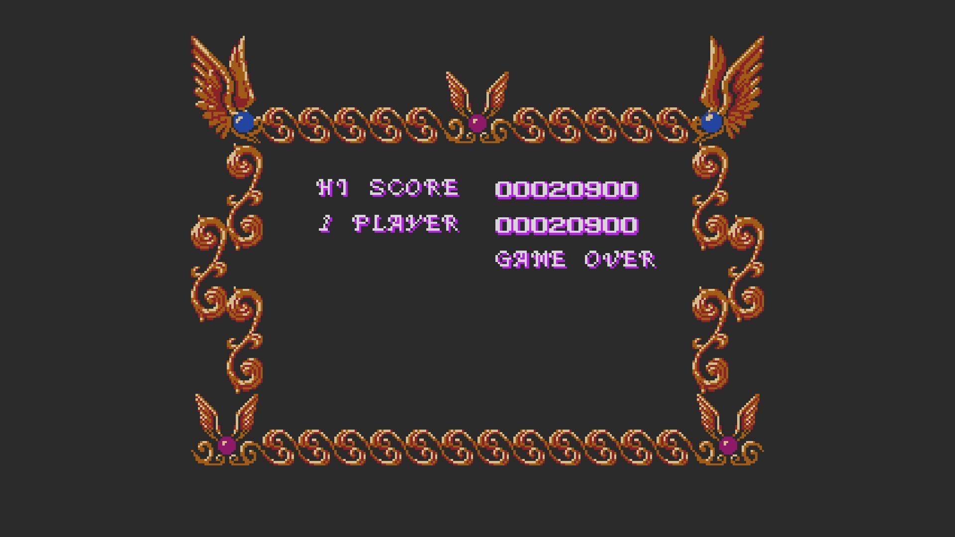 AkinNahtanoj: Legendary Wings (NES/Famicom Emulated) 20,900 points on 2020-10-11 15:07:26