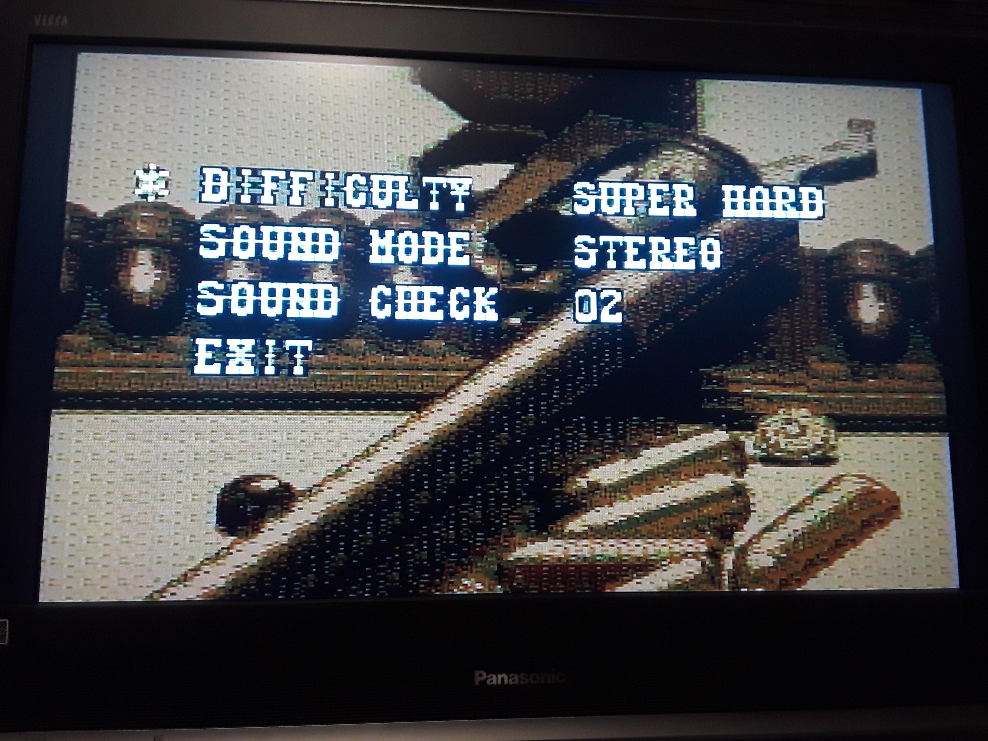 JML101582: Lethal Enforcers II: Gun Fighters [Super Hard] (Sega Genesis / MegaDrive Emulated) 128 points on 2019-02-24 12:13:21