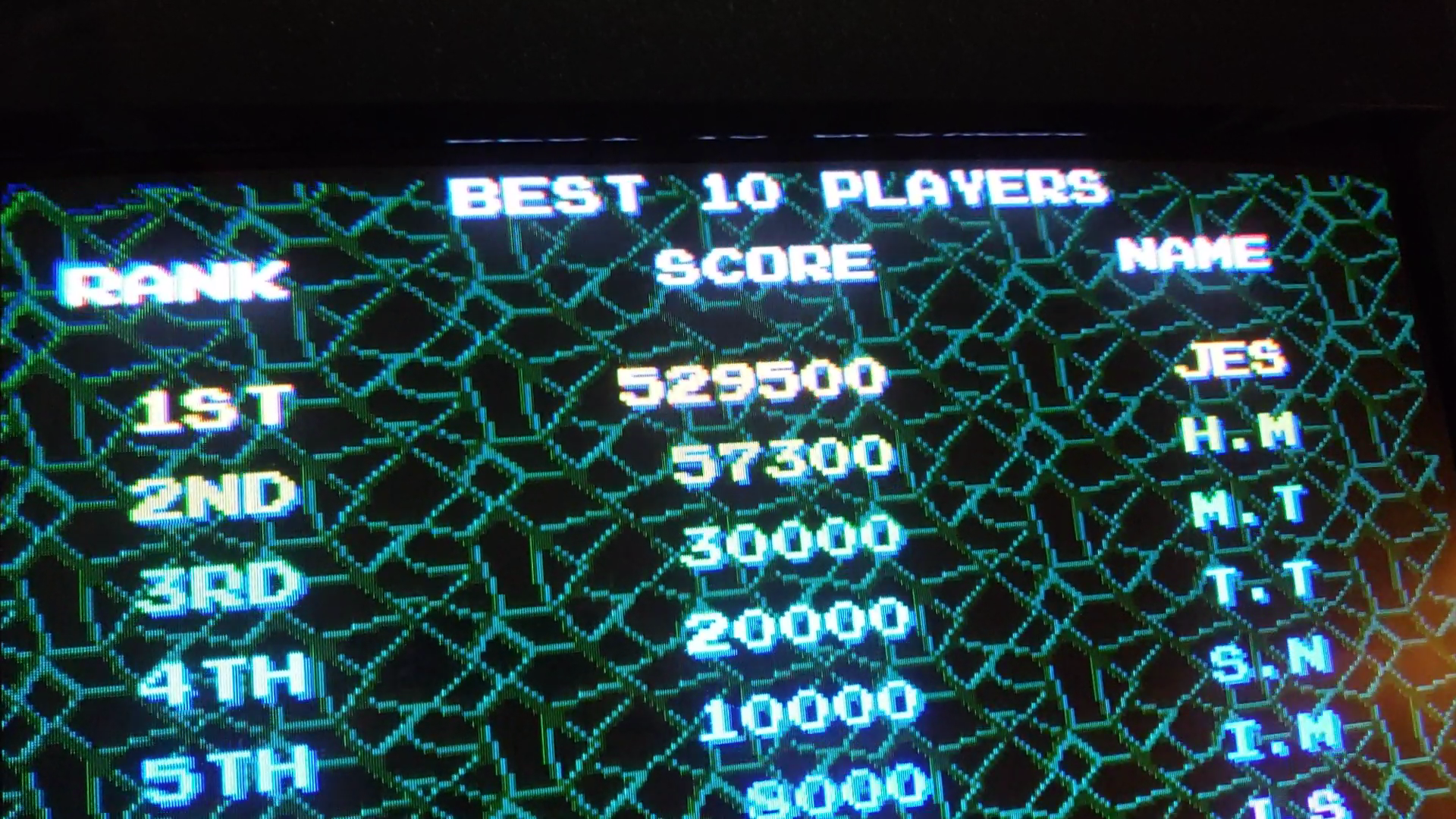 JES: Life Force (Arcade Emulated / M.A.M.E.) 529,500 points on 2021-01-17 23:08:53