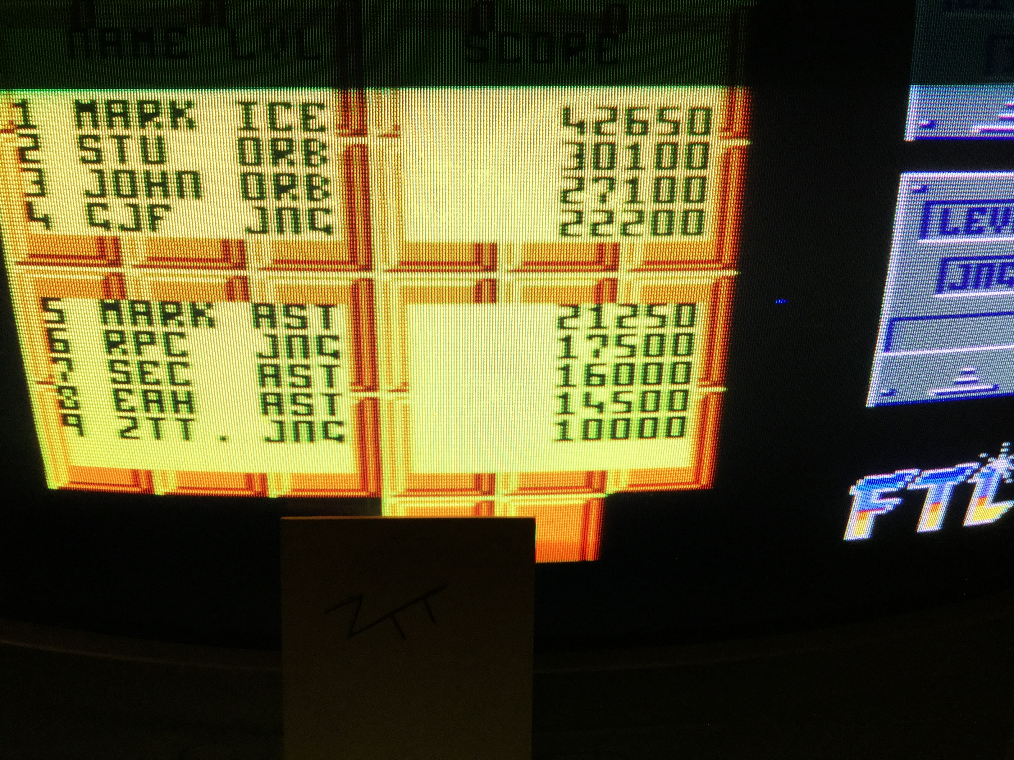 Frankie: Lightforce (Amstrad CPC) 10,000 points on 2017-02-20 11:24:45