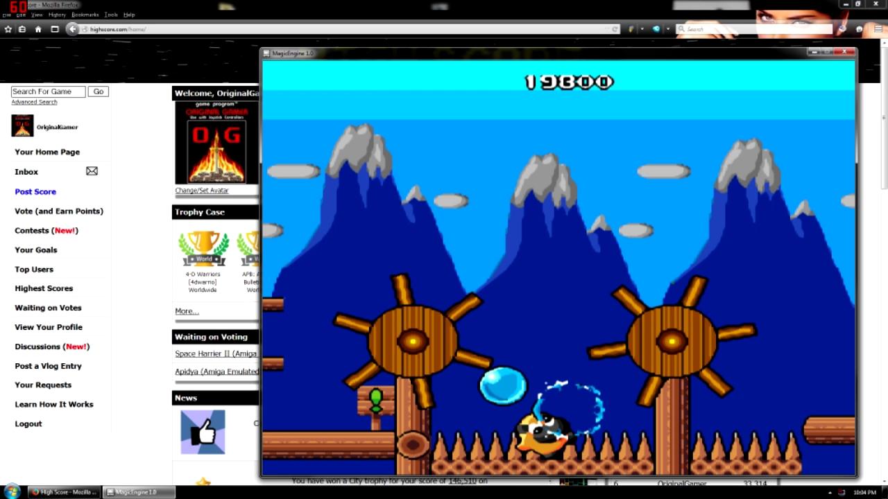 OriginalGamer: Liquid Kids (TurboGrafx-16/PC Engine Emulated) 19,800 points on 2015-10-22 15:07:12