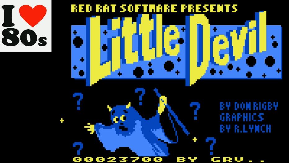 Giorvam: Little Devil (Atari 400/800/XL/XE Emulated) 23,700 points on 2018-02-05 03:18:26