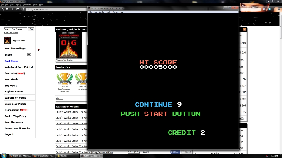 OriginalGamer: Locksmith (NES/Famicom Emulated) 5,000 points on 2016-08-26 03:24:37