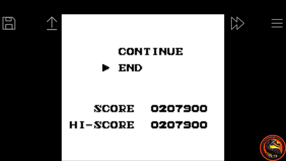 omargeddon: Looney Tunes (Game Boy Color Emulated) 207,900 points on 2020-10-20 18:23:45