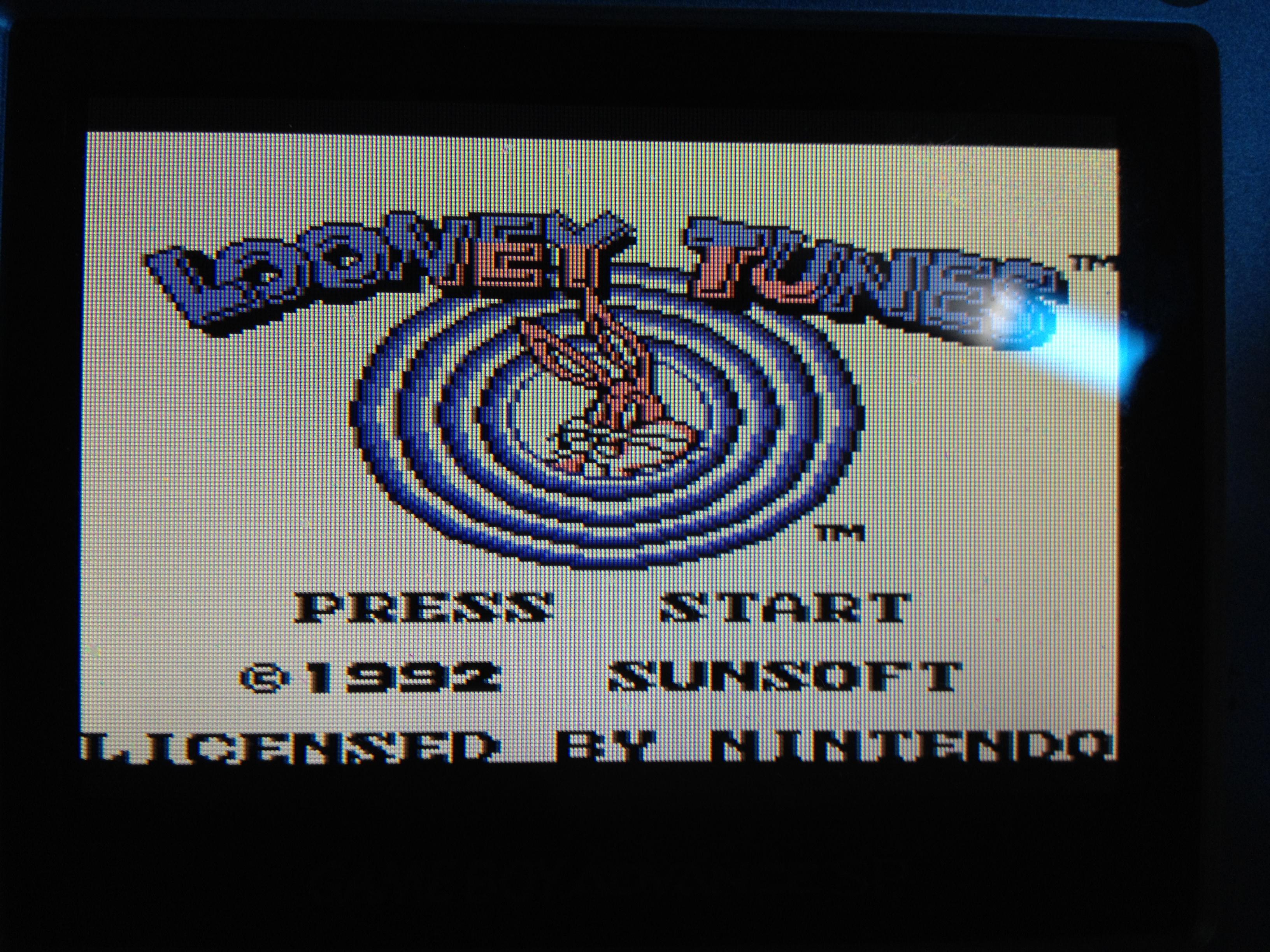 zerooskul: Looney Tunes (Game Boy) 215,100 points on 2019-05-10 00:09:05