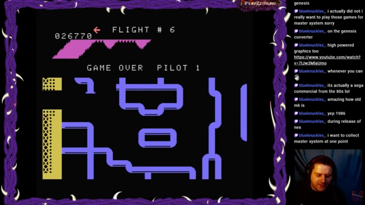 DeadZergling: Looping: Skill 2 (Colecovision Emulated) 26,770 points on 2020-04-03 06:41:41