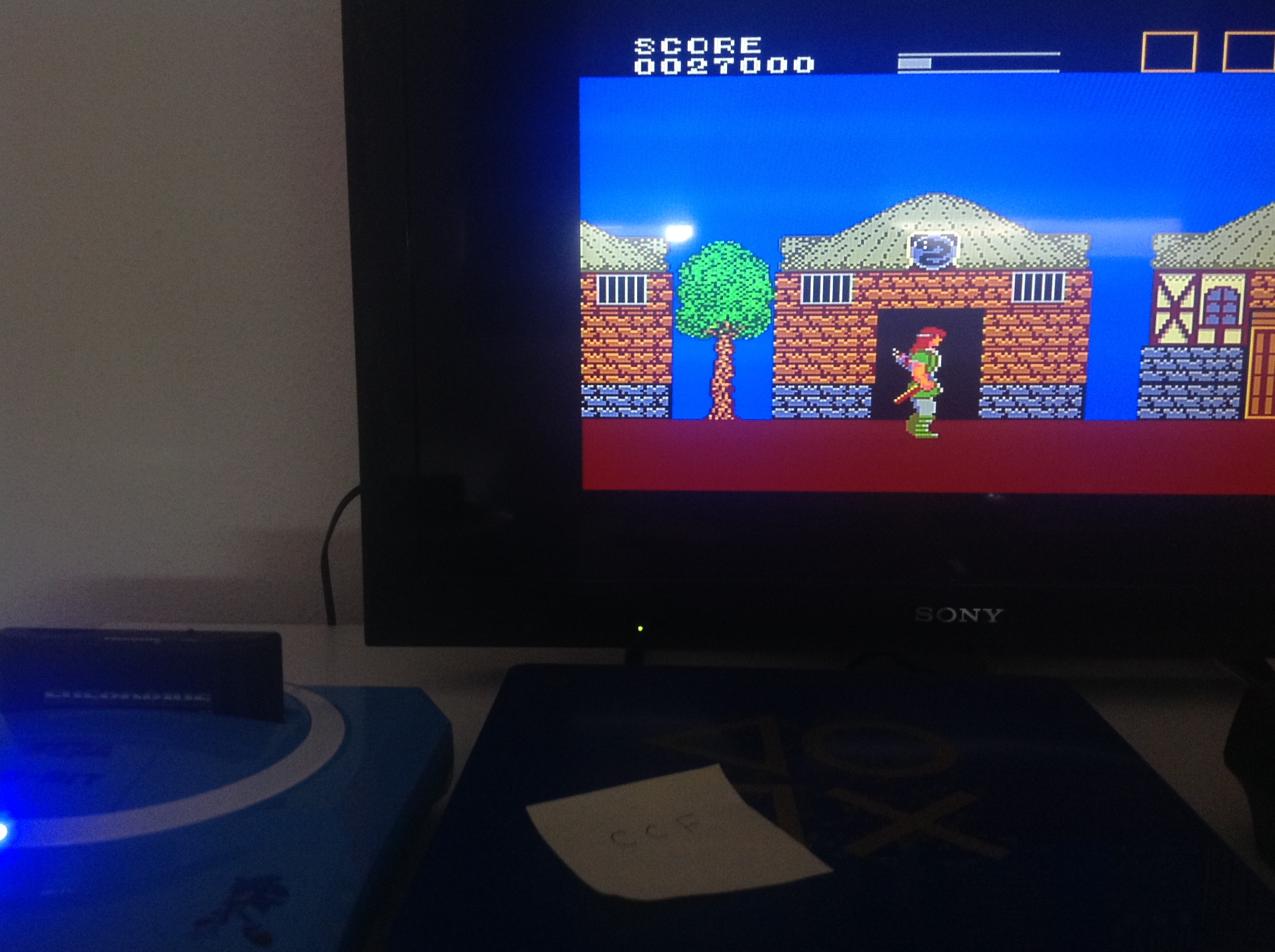 CoCoForest: Lord Of The Sword (Sega Master System) 27,000 points on 2018-07-23 02:16:14