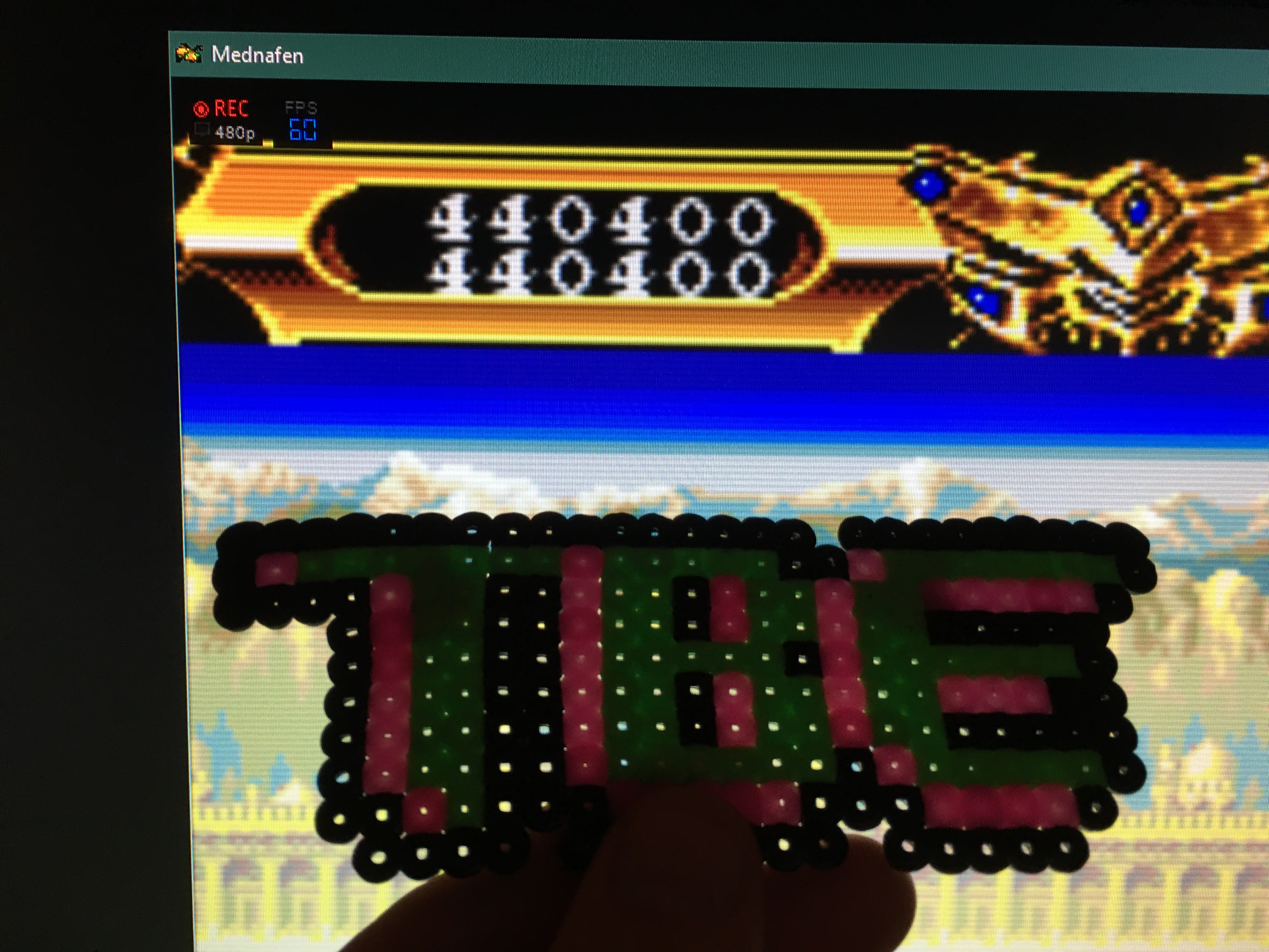Sixx: Lords of Thunder: Normal (TurboGrafx-16/PC Engine Emulated) 440,400 points on 2016-07-01 20:32:04