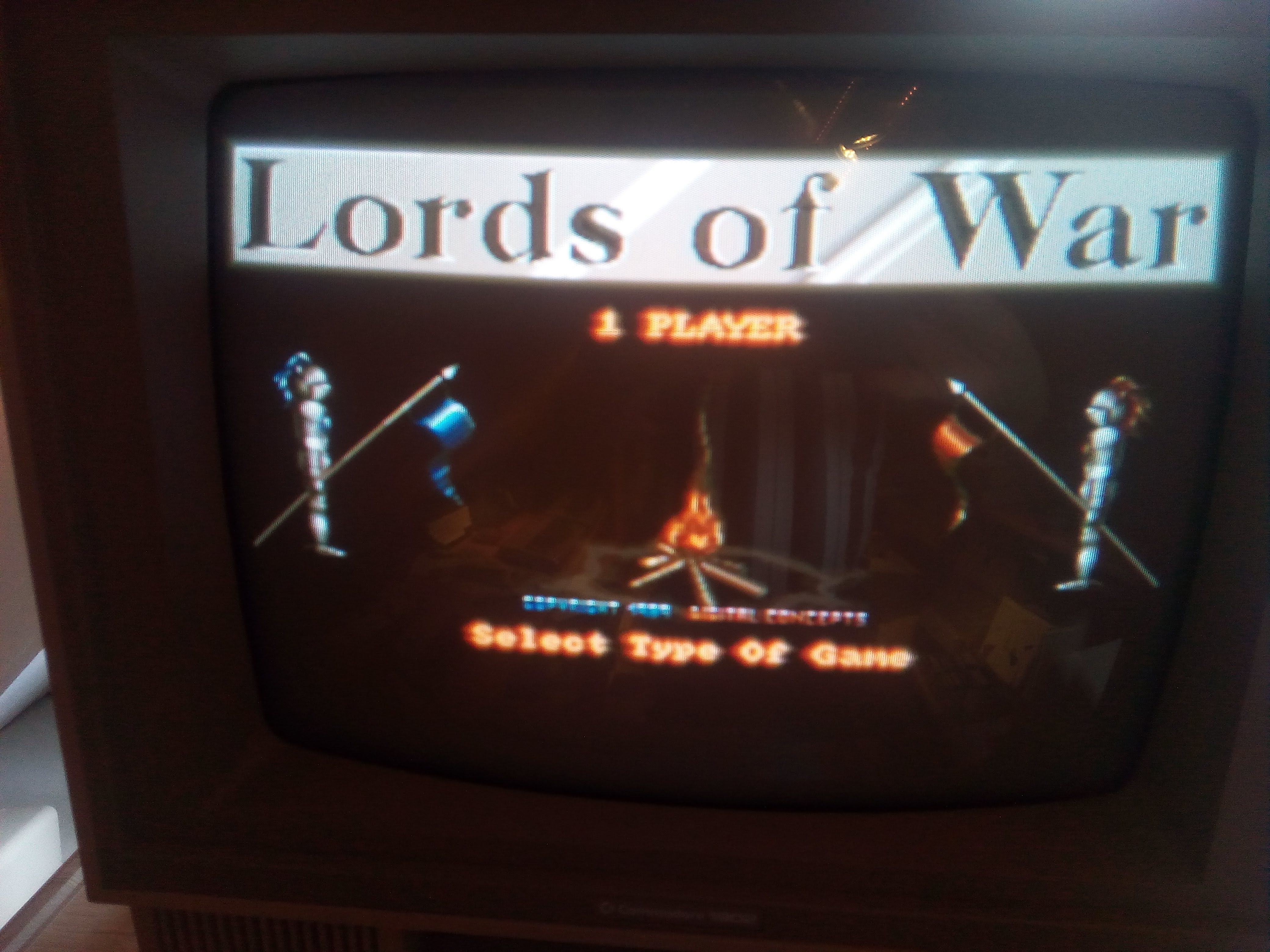 Bunsen: Lords of War (Amiga) 132,125 points on 2020-07-09 15:12:27