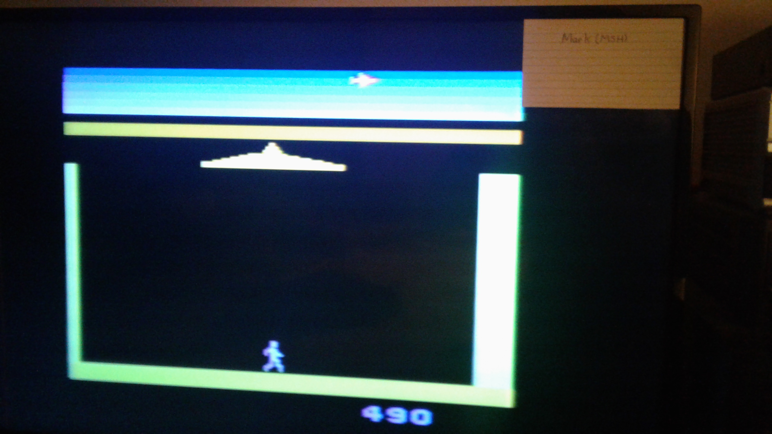 Mark: Lost Luggage (Atari 2600 Expert/A) 490 points on 2019-03-09 02:12:31
