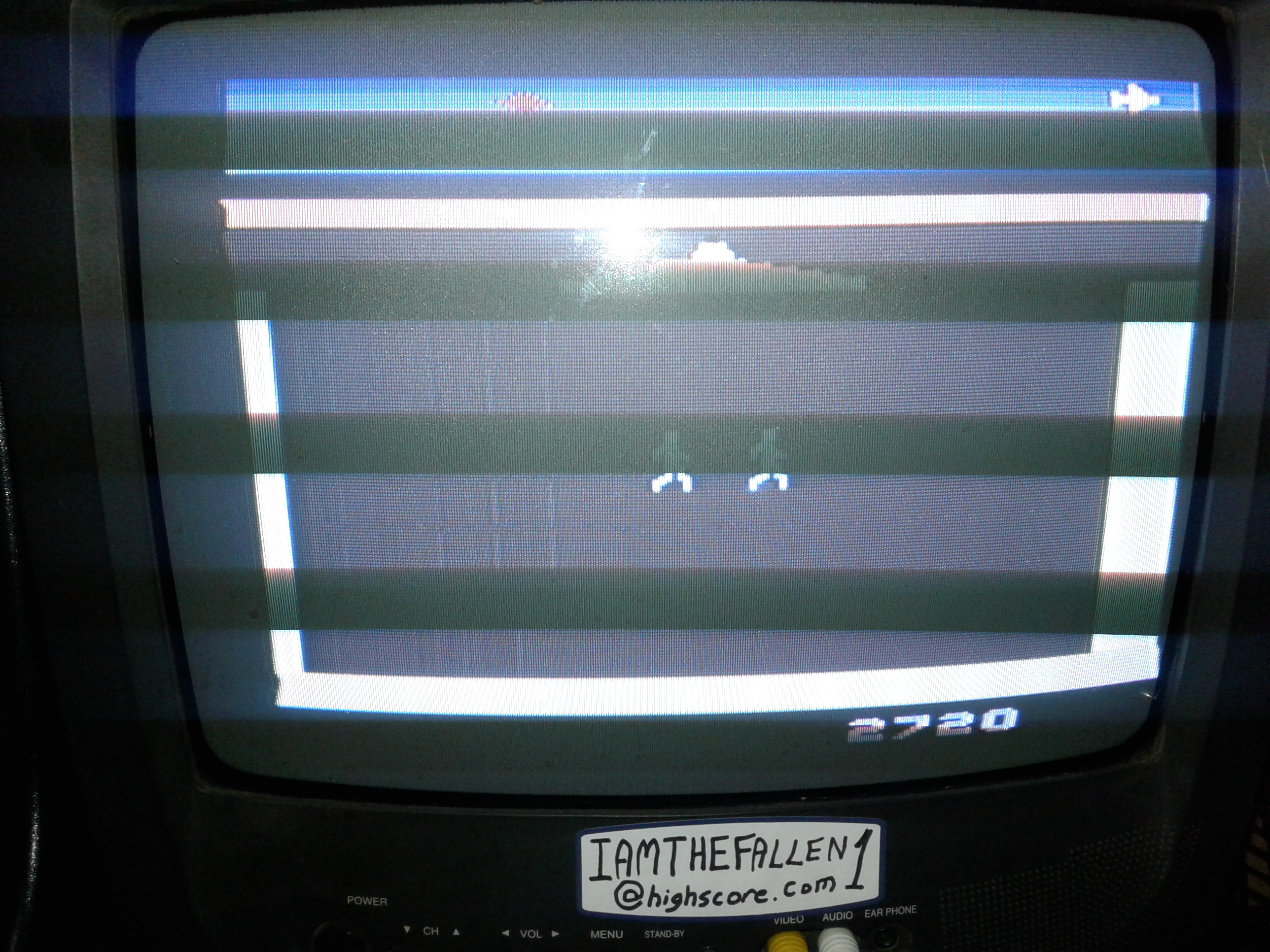 iamthefallen1: Lost Luggage (Atari 2600 Novice/B) 2,720 points on 2017-12-07 20:43:00