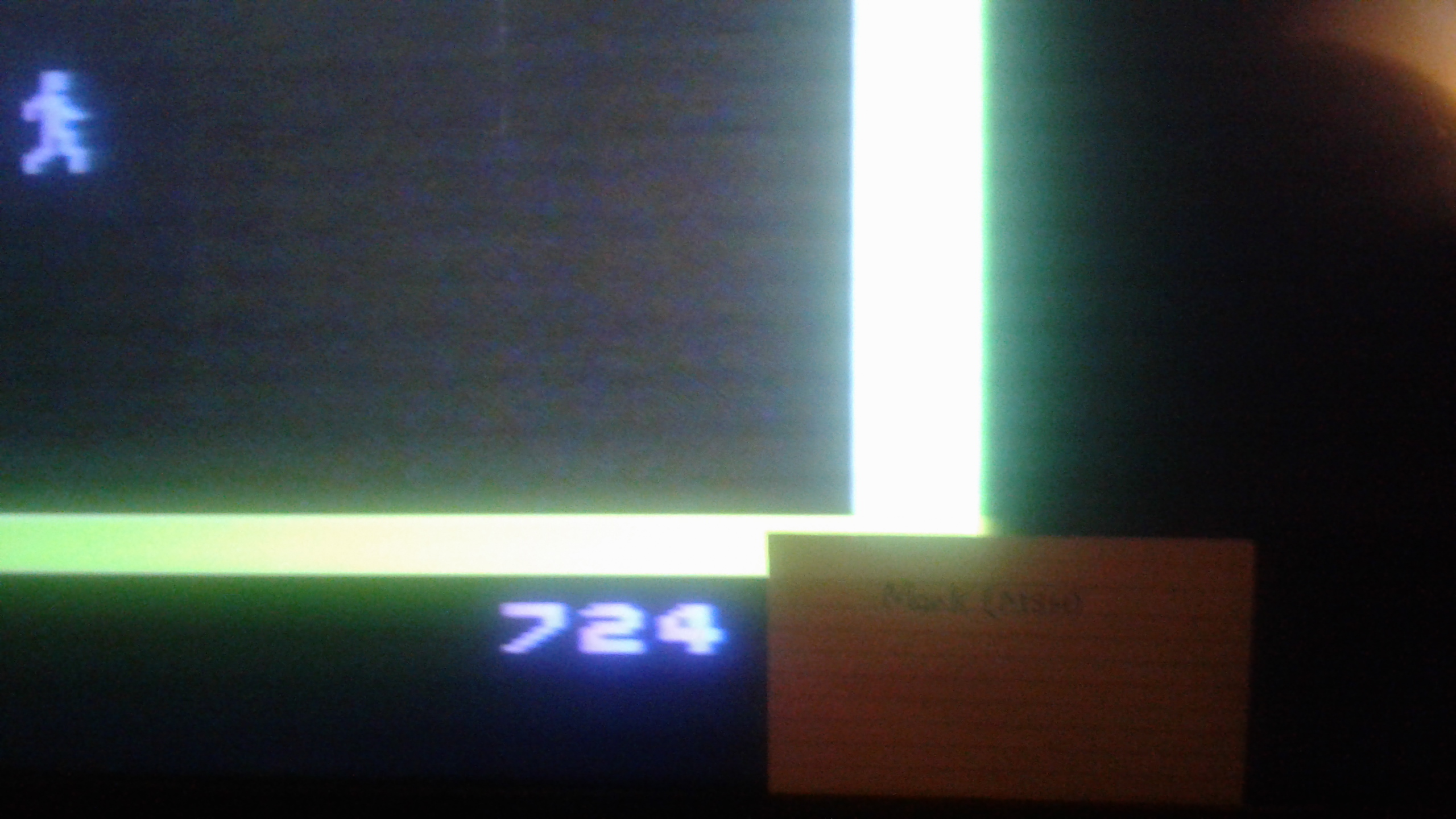 Mark: Lost Luggage (Atari 2600 Novice/B) 724 points on 2019-03-07 23:49:01