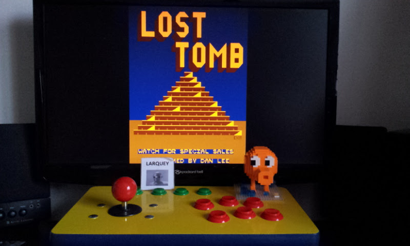 Lost Tomb: Easy [losttomb] 17,270 points