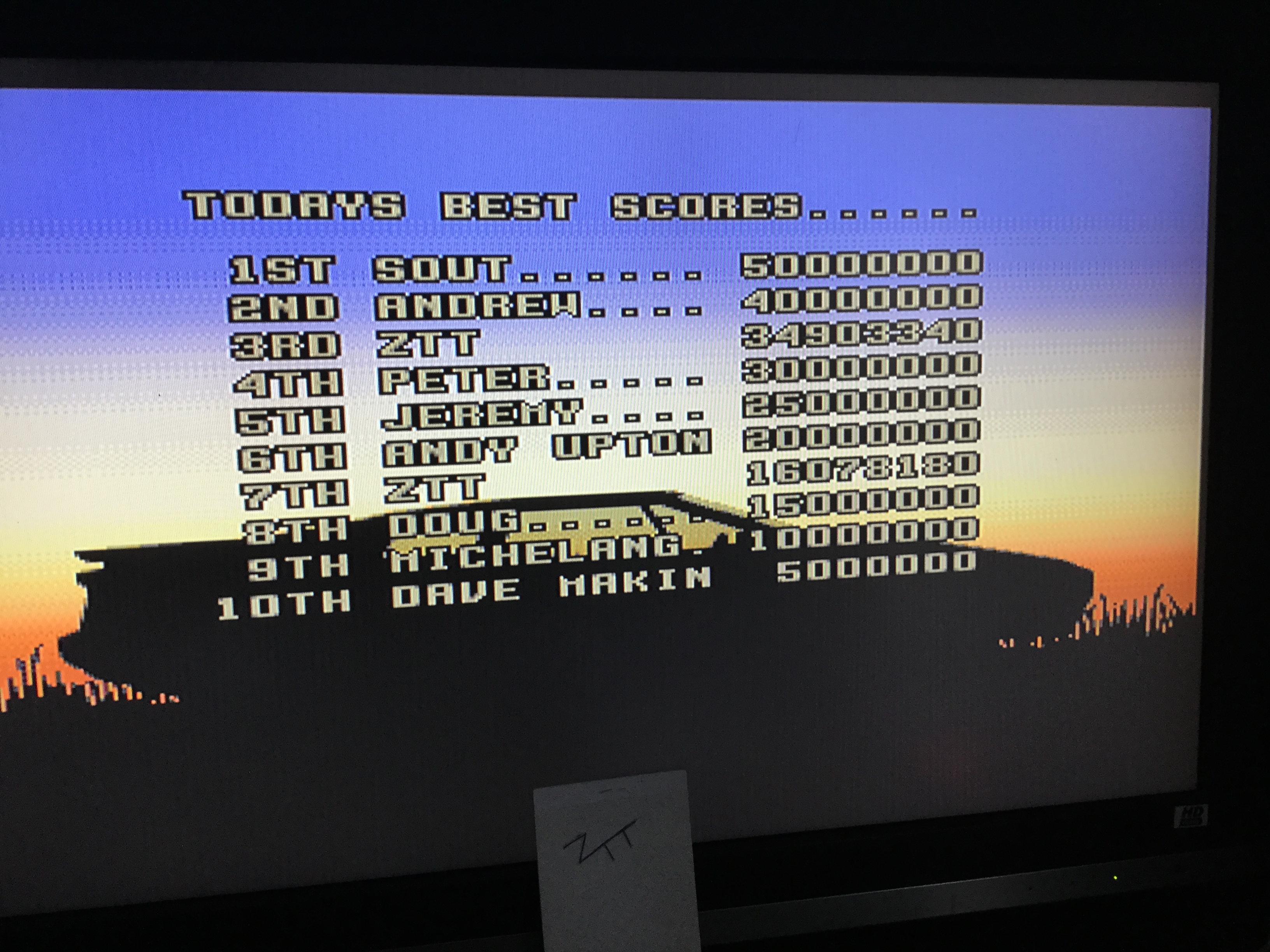 Frankie: Lotus Turbo Challenge 2 (Amiga) 34,903,340 points on 2017-12-03 08:10:09
