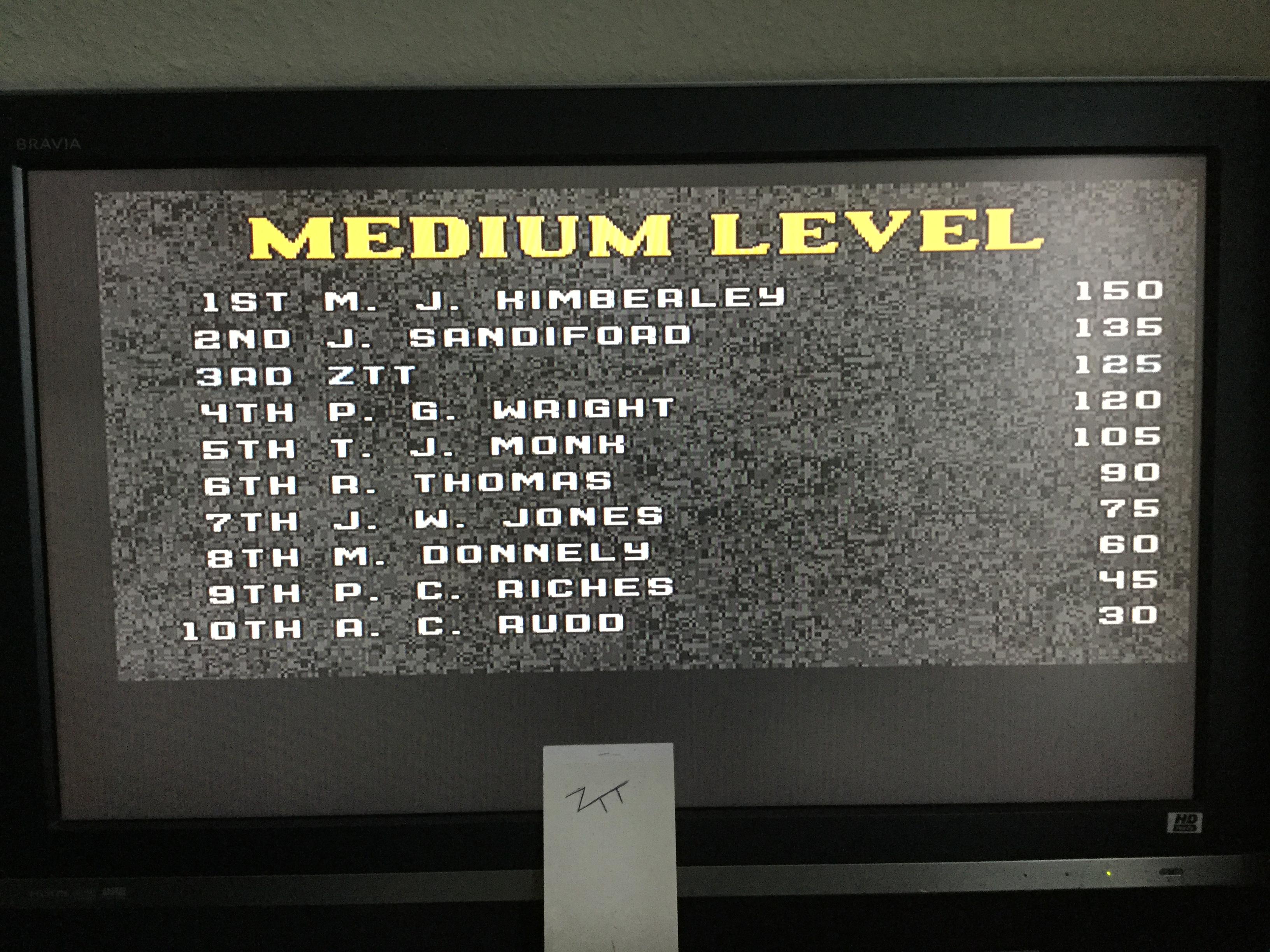 Frankie: Lotus Turbo Challenge: Medium (Amiga) 125 points on 2017-12-02 07:03:48