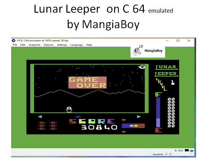 Lunar Leeper 30,840 points