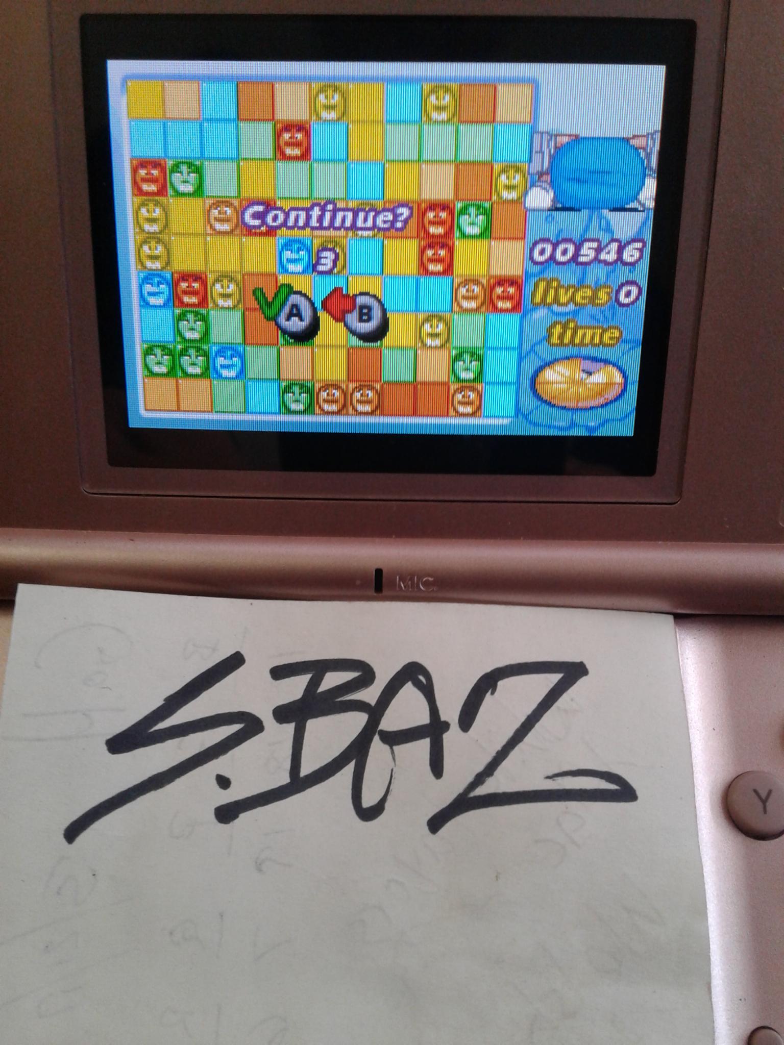 BAZ: M&M
