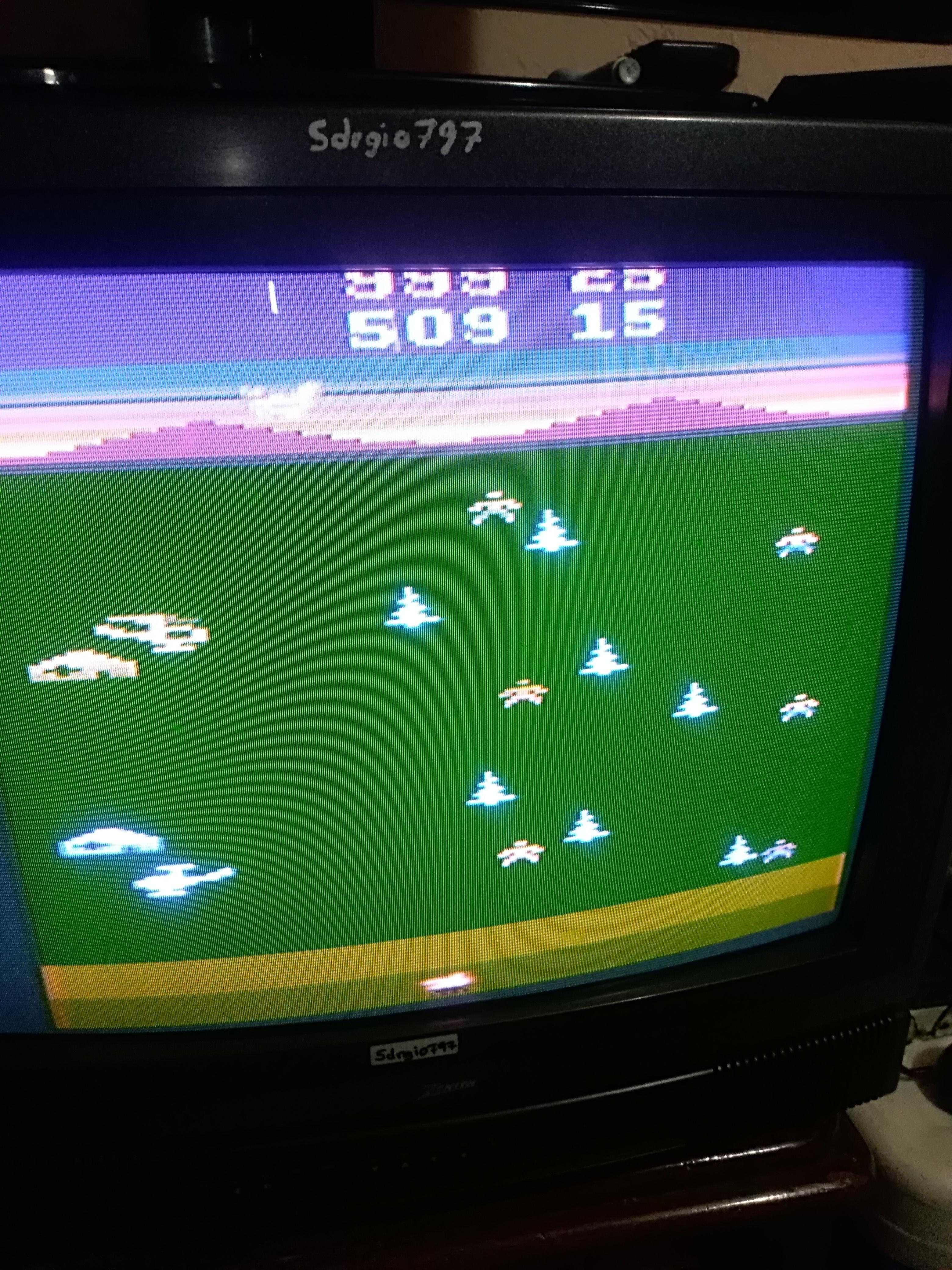 Sdrgio797: MASH (Atari 2600 Expert/A) 509 points on 2020-06-30 20:07:46