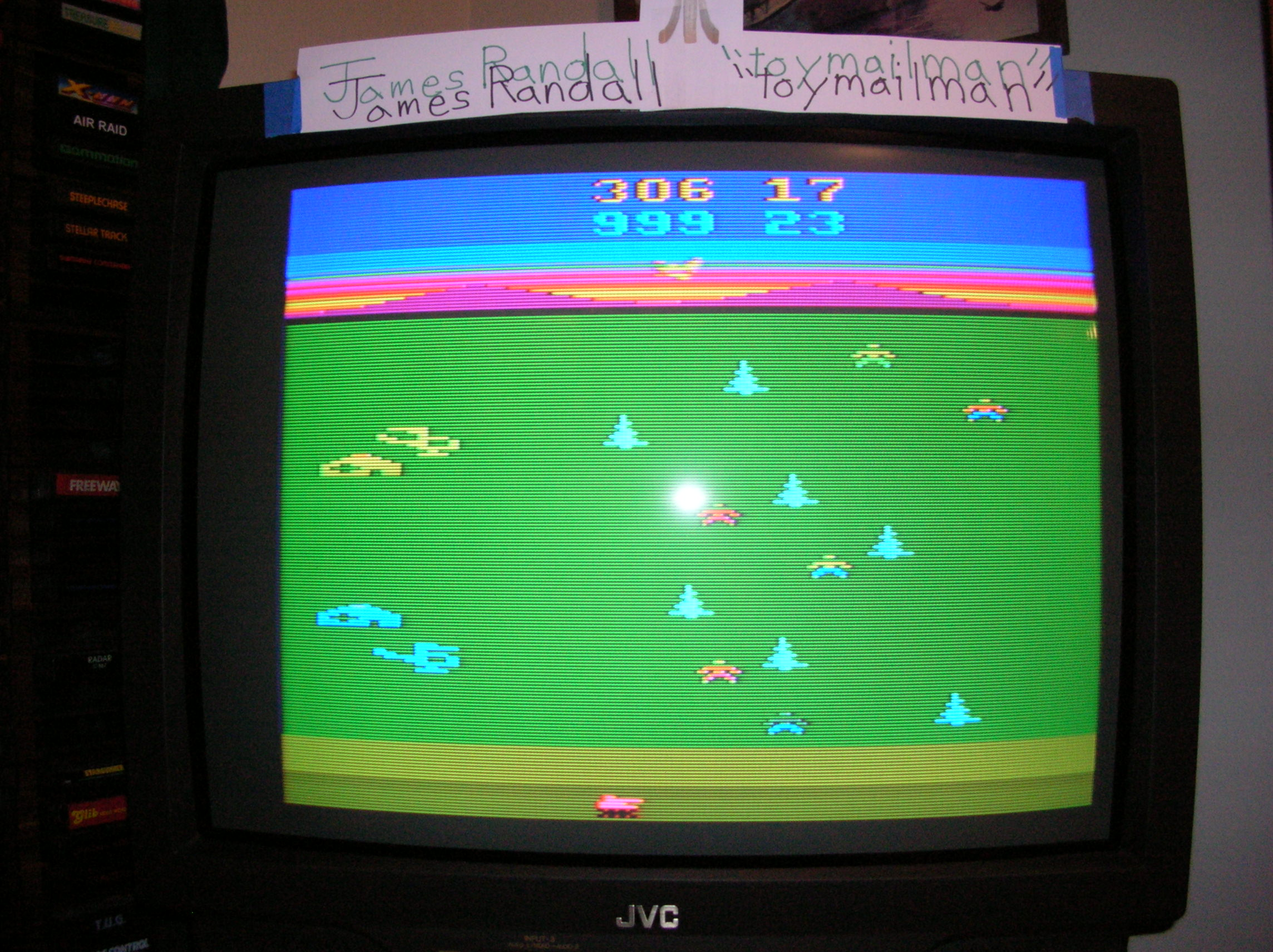 toymailman: MASH [Point Difference] (Atari 2600 Novice/B) 693 points on 2015-11-03 22:04:44