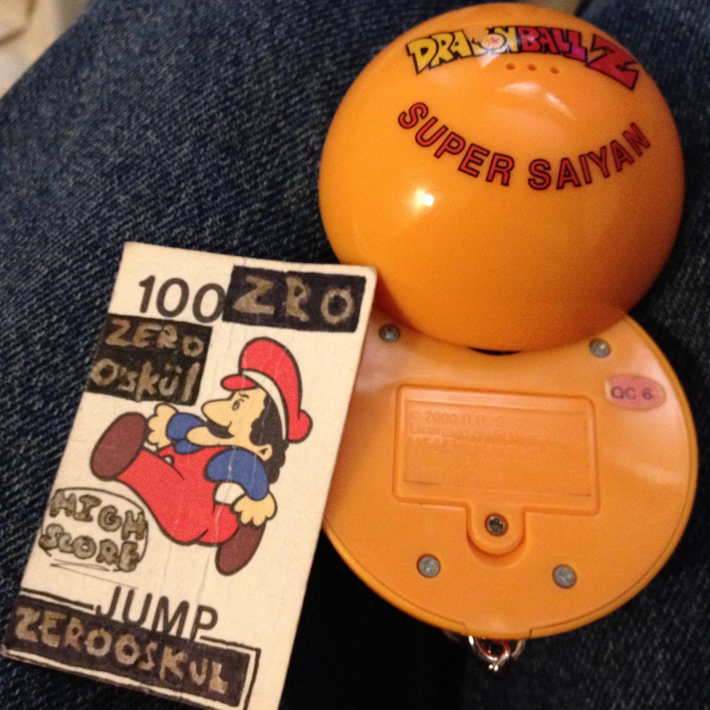 zerooskul: MGA Dragon Ball Z: Super Saiyan (Dedicated Handheld) 12,400 points on 2019-05-17 09:27:10