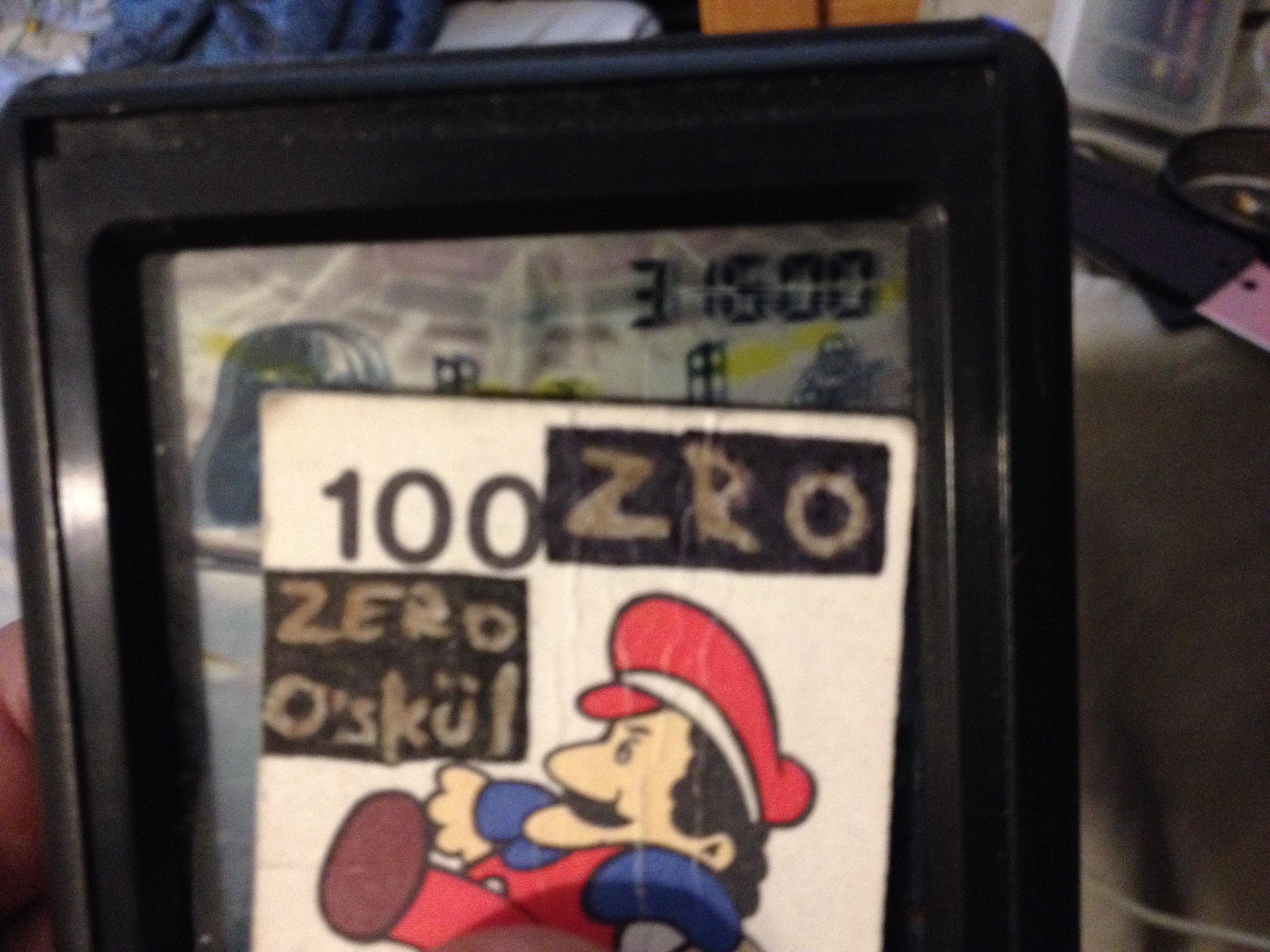 zerooskul: MGA Star Wars (Dedicated Handheld) 31,600 points on 2019-05-16 16:55:09