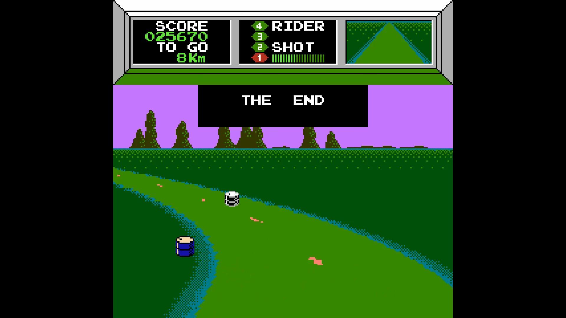 Mach Rider [Fighting Course] 25,670 points