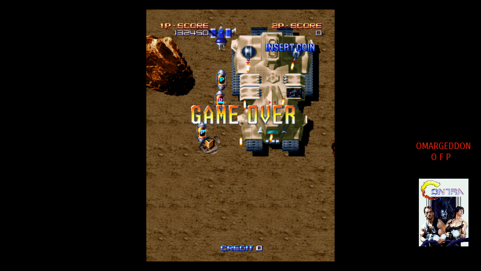 omargeddon: Macross Plus [macrossp] (Arcade Emulated / M.A.M.E.) 132,450 points on 2017-09-04 09:11:44