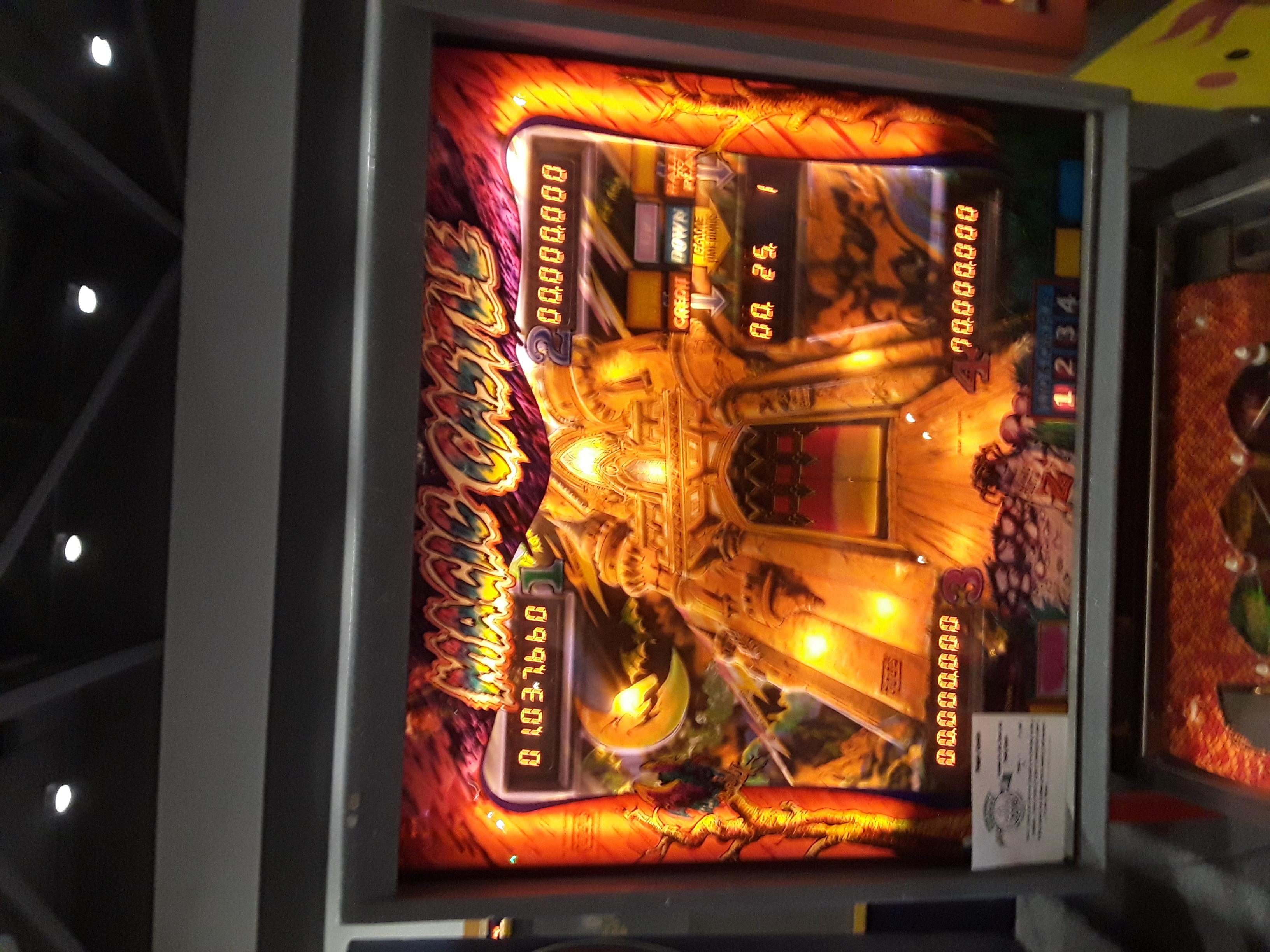 Magic Castle 1,037,660 points