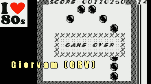 Giorvam: Magic Maze (Game Boy Emulated) 110,250 points on 2018-02-08 06:05:22