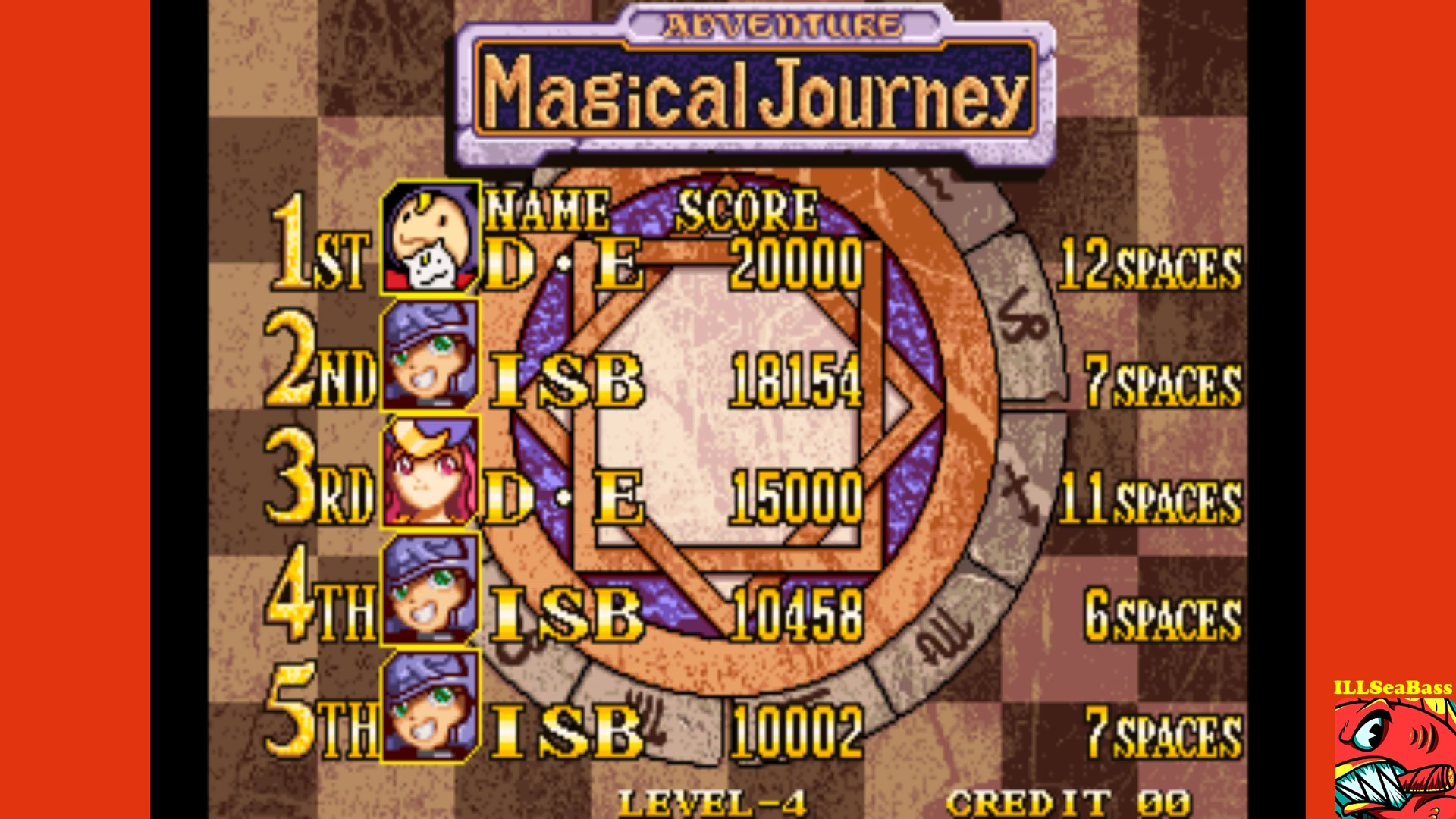 ILLSeaBass: Magical Drop 3: Magical Journey (Neo Geo Emulated) 18,154 points on 2017-09-26 15:59:19