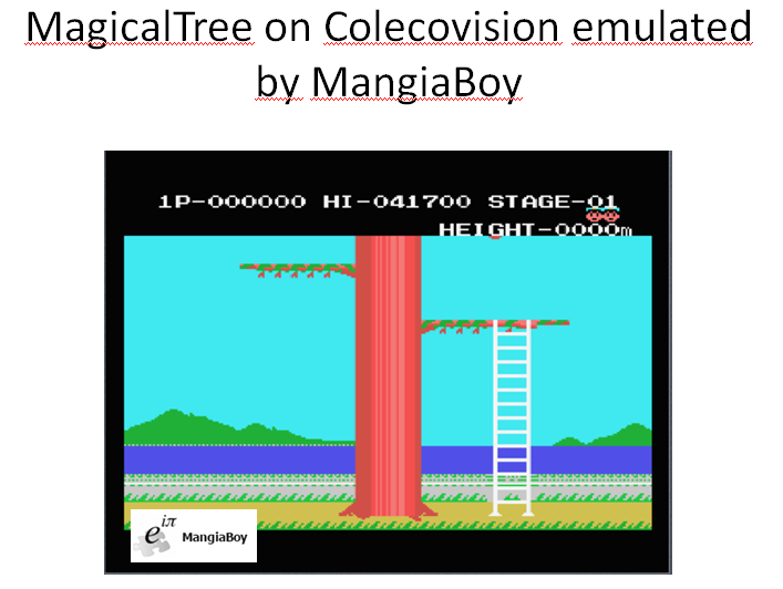 MangiaBoy: Magical Tree (Colecovision Emulated) 41,700 points on 2016-01-03 10:08:24