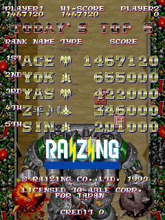 Mahou Daisakusen [mahoudai] 1,467,120 points