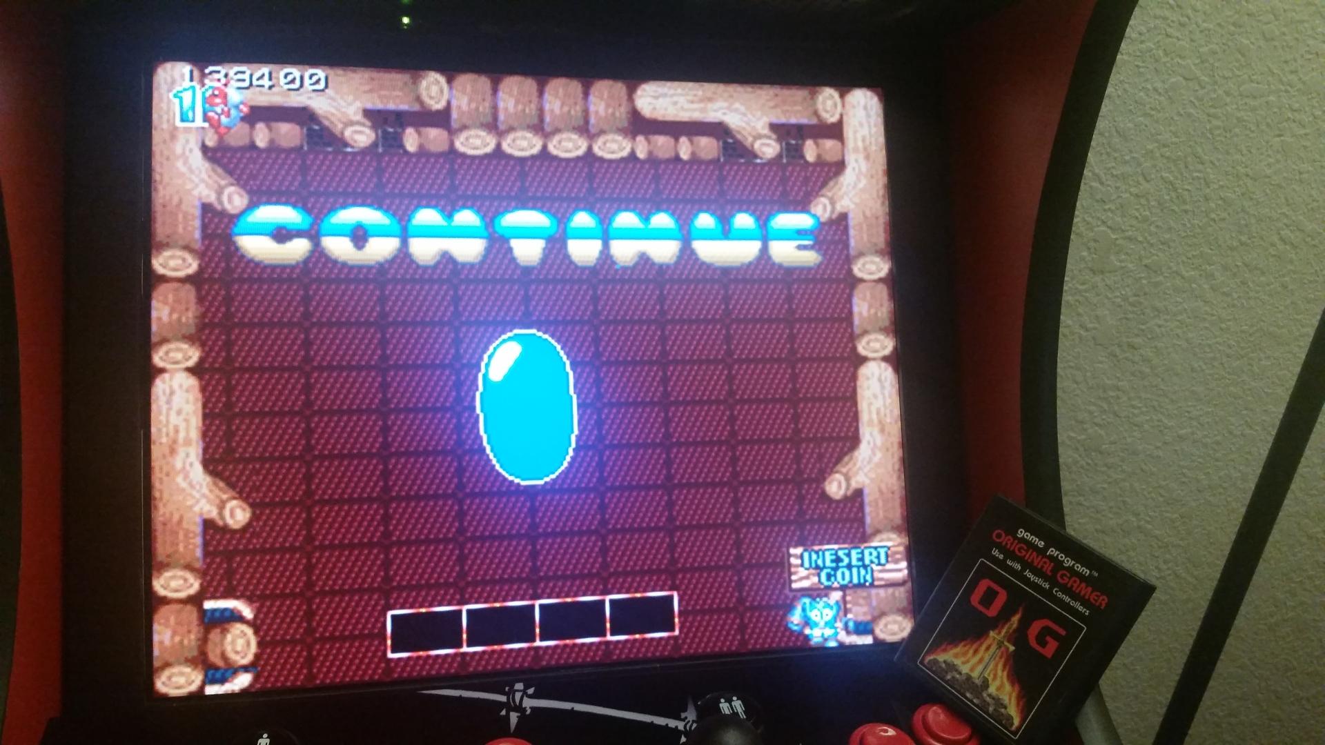 OriginalGamer: Mang-Chi (Jamma Pandora