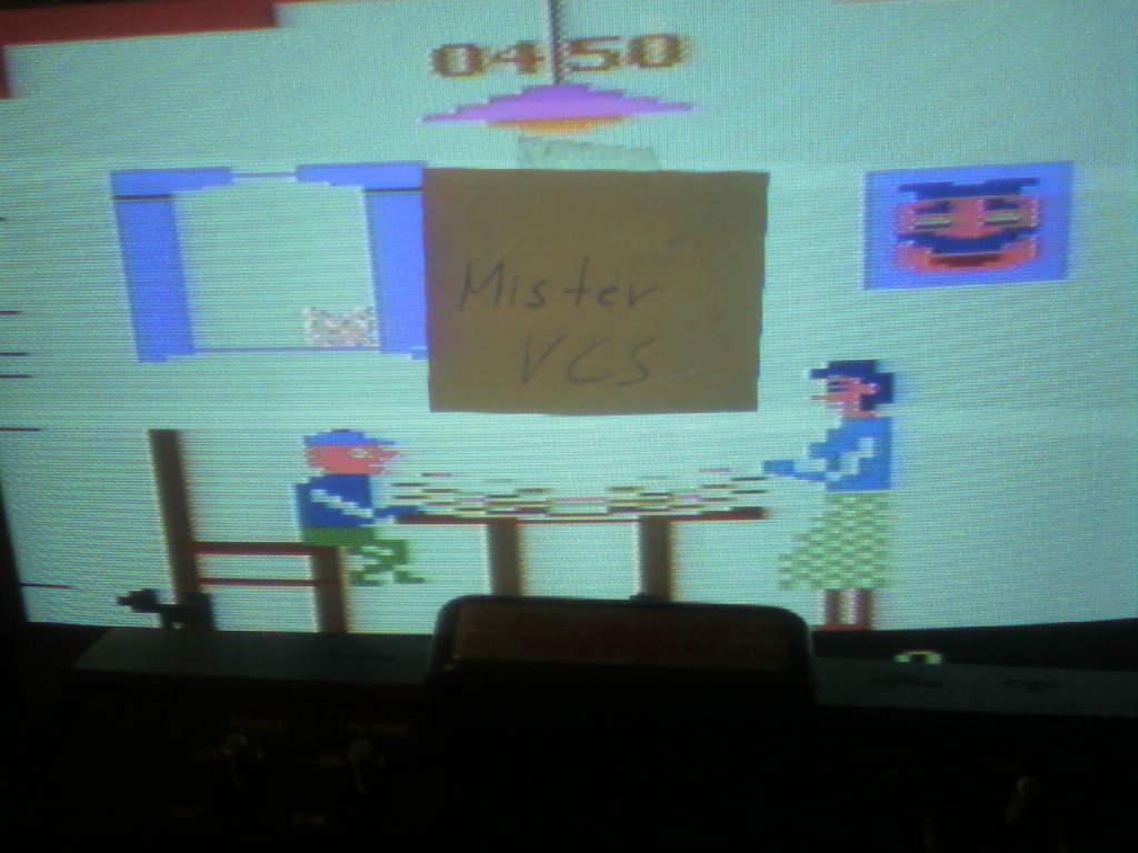MisterVCS: Mangia (Atari 2600) 450 points on 2016-01-06 14:49:52