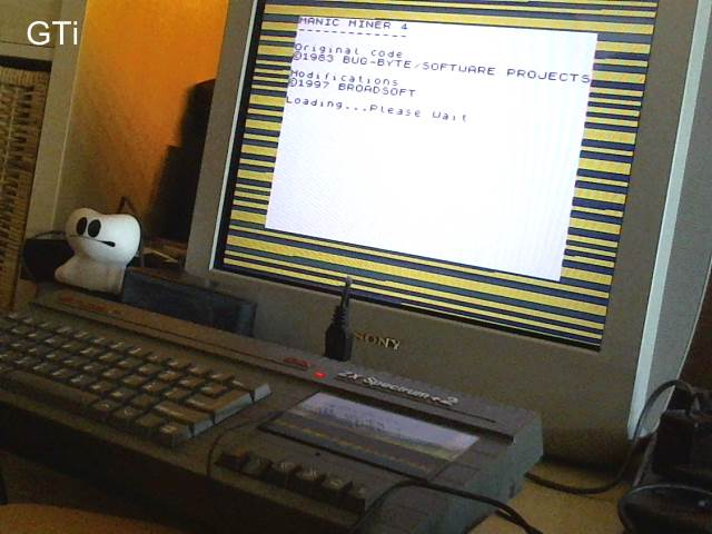 GTibel: Manic Miner 4 [Broadsoft] (ZX Spectrum) 4,095 points on 2017-06-07 13:37:51