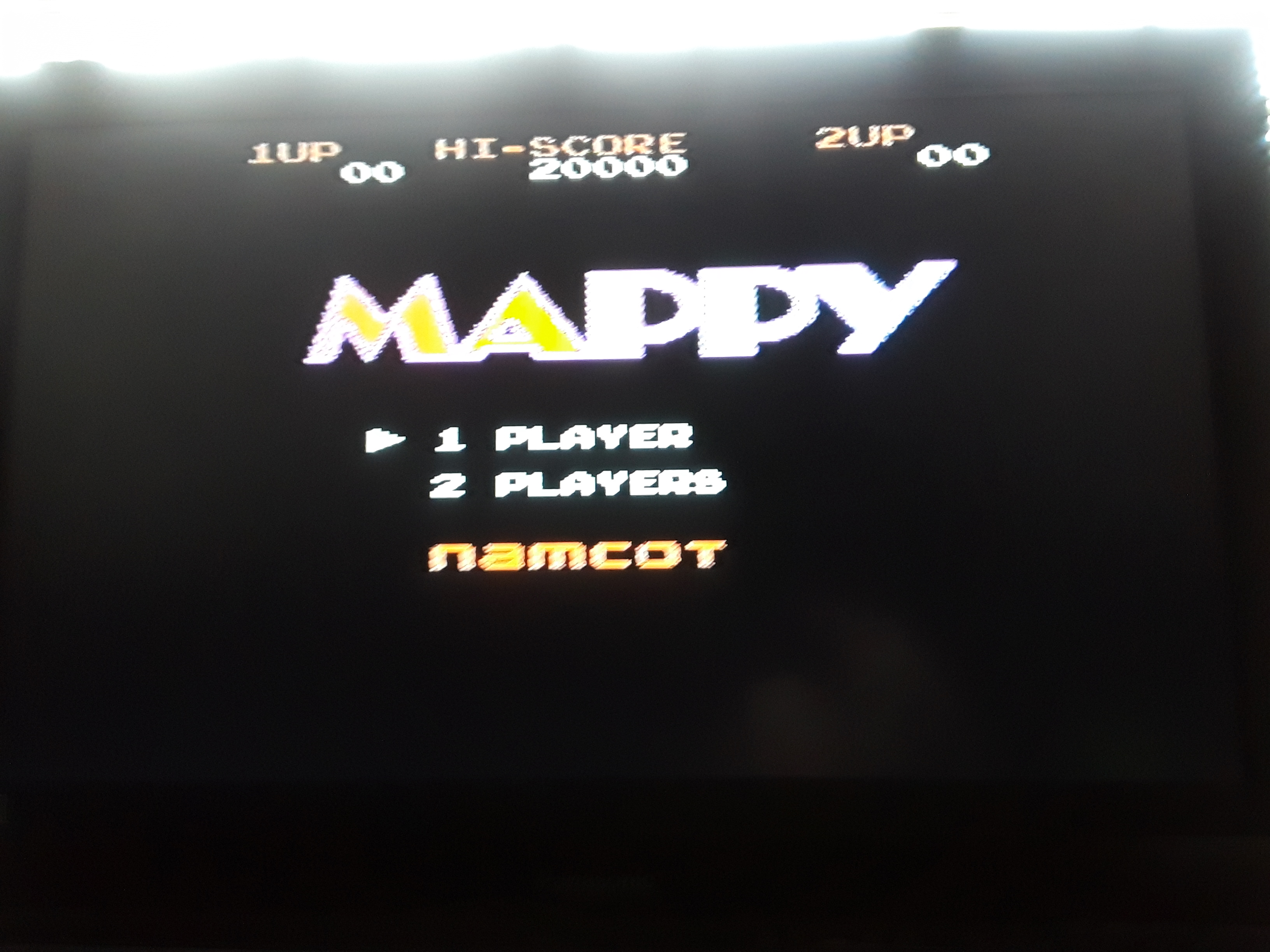 JML101582: Mappy (NES/Famicom Emulated) 3,620 points on 2018-04-08 17:21:58