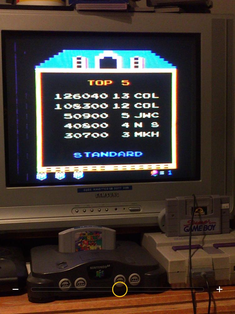 ColonelLlama: Mappy [Standard] (Atari 2600) 126,040 points on 2019-10-12 14:44:57