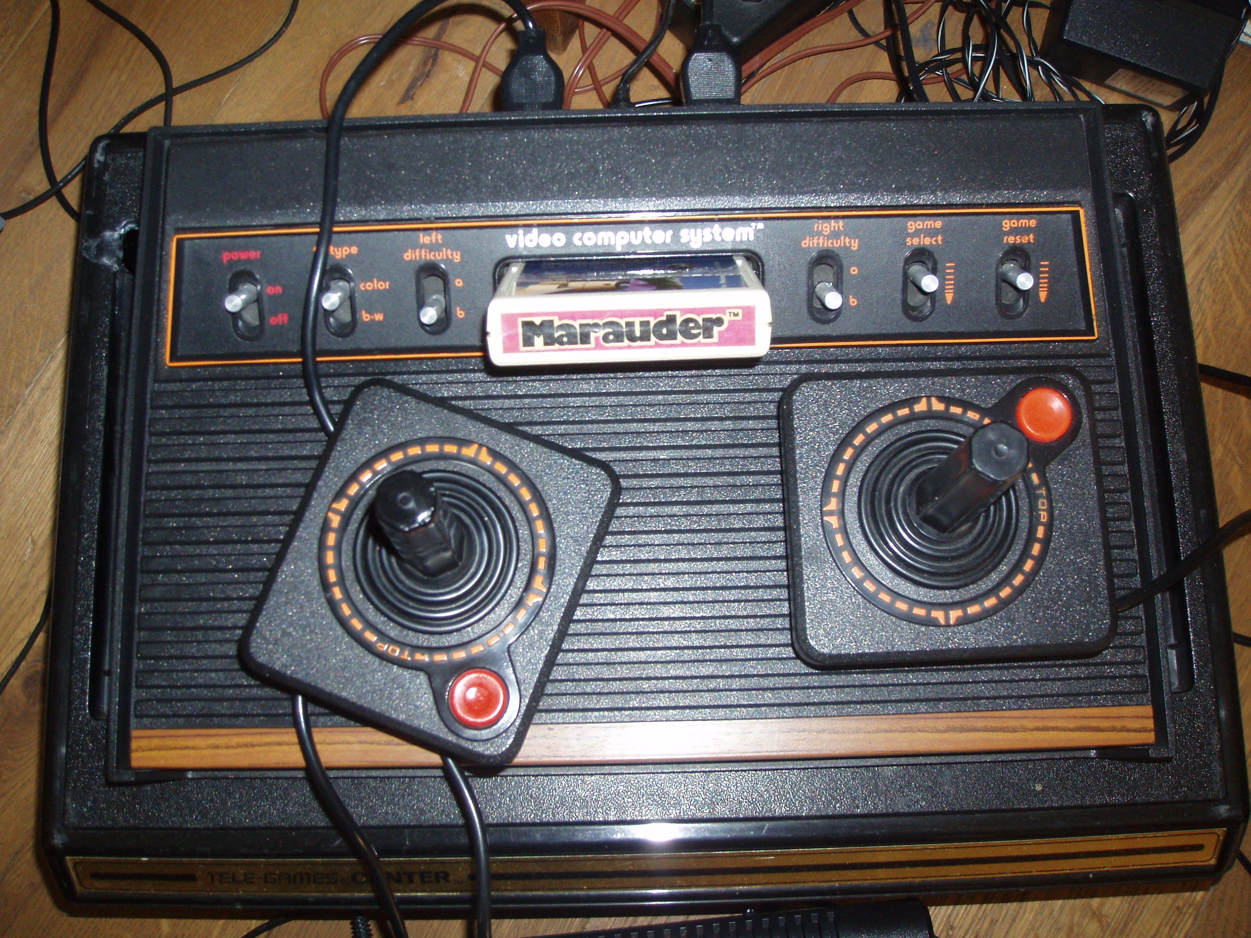 atari2600forever: Marauder (Atari 2600 Novice/B) 25,310 points on 2017-07-04 03:08:42