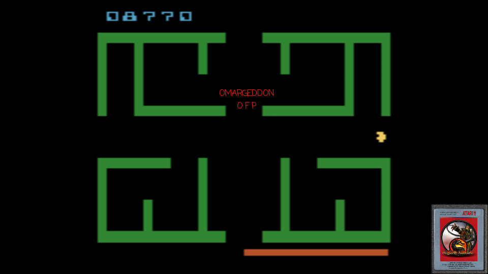 omargeddon: Marauder	 (Atari 2600 Emulated Novice/B Mode) 8,770 points on 2017-02-19 23:49:13