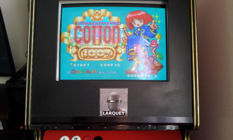 Larquey: Marchen Adventure Cotton 100% (SNES/Super Famicom Emulated) 93,005 points on 2018-03-31 12:28:40