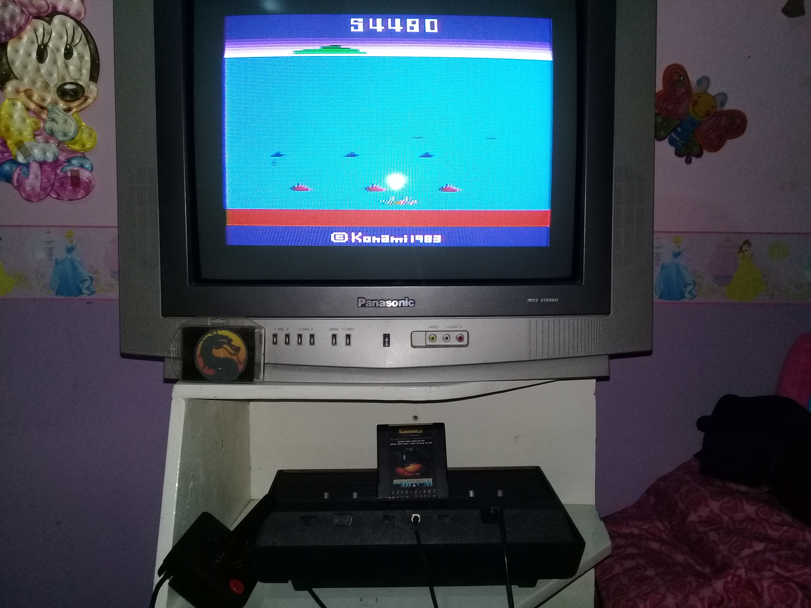 omargeddon: Marine Wars (Atari 2600 Novice/B) 54,480 points on 2019-11-17 02:20:11