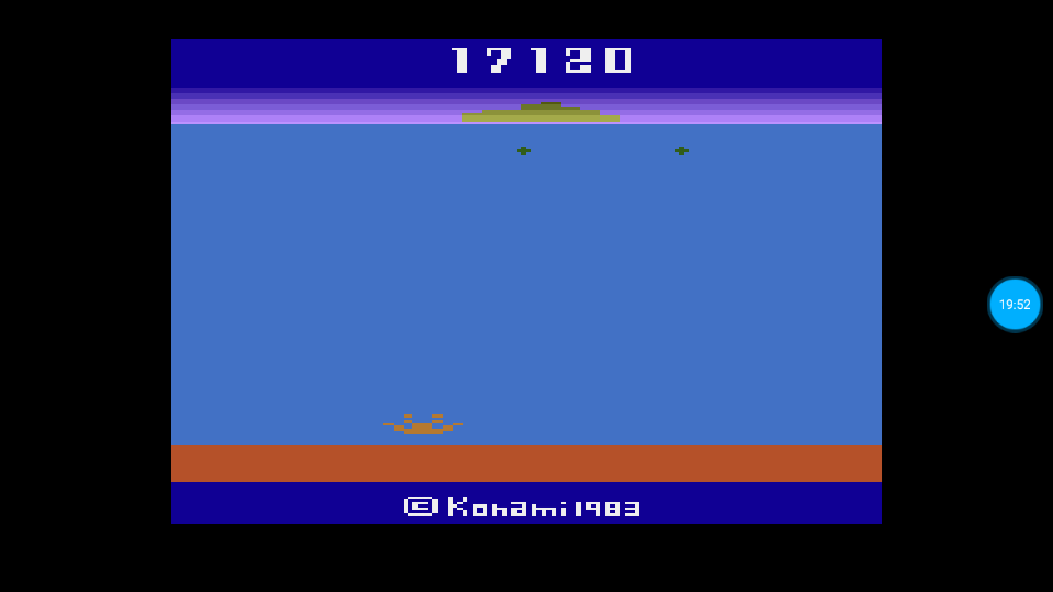omargeddon: Marine Wars (Atari 2600 Emulated Expert/A Mode) 17,120 points on 2018-06-30 00:10:13